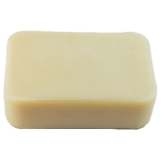 Beeswax Block (White) Cosmetic Grade Refined